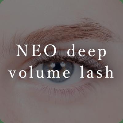 NEO deep volume lash
